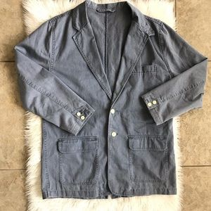 Orvis casual cotton sports coat.